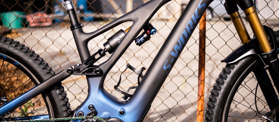 The liveliest, most nimble, full-power eMTB ever - All New Turbo Levo